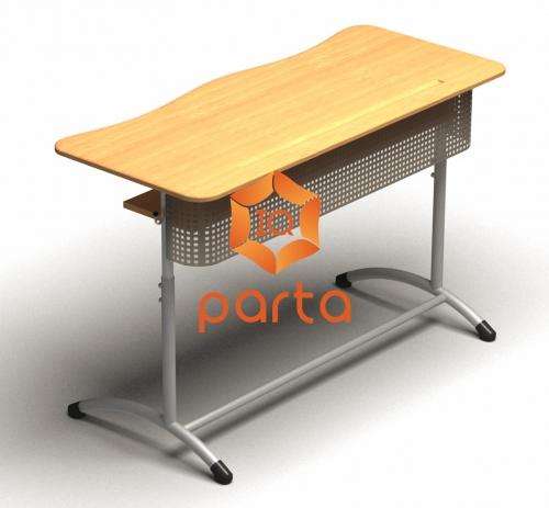 parta-ekstra-perfo-2r-dvuhmestnaya-s-ekranom-i-polochkoy-2